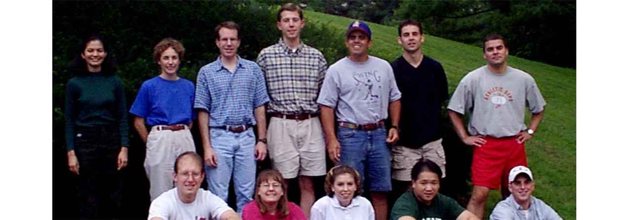 Bishop Lab University of Iowa 2000