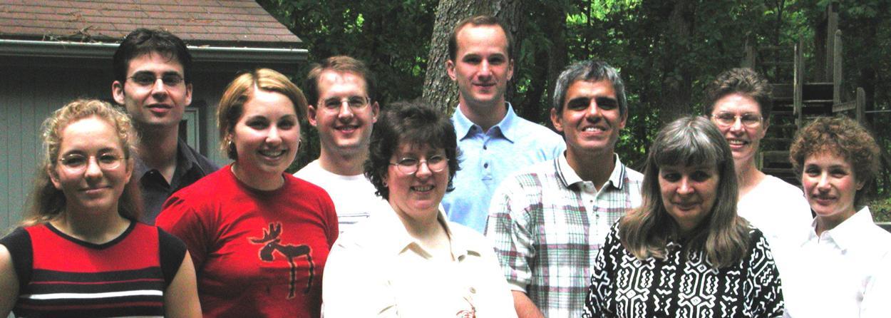 Bishop Lab University of Iowa 2004