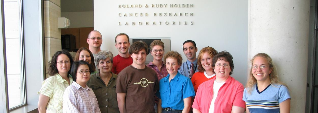 Bishop Lab University of Iowa 2005