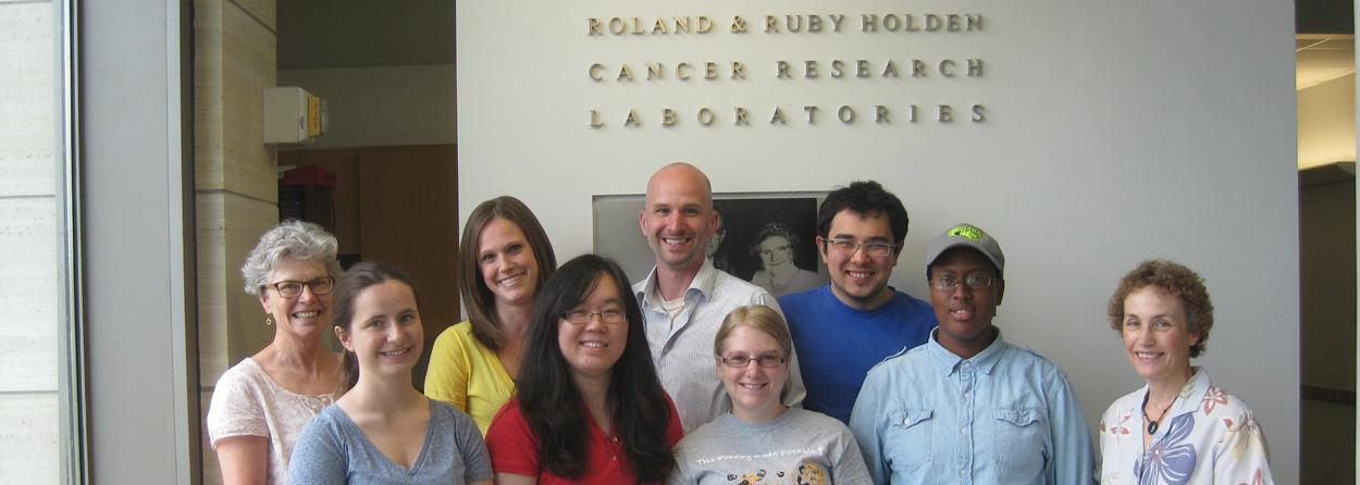 Bishop Lab University of Iowa 2015