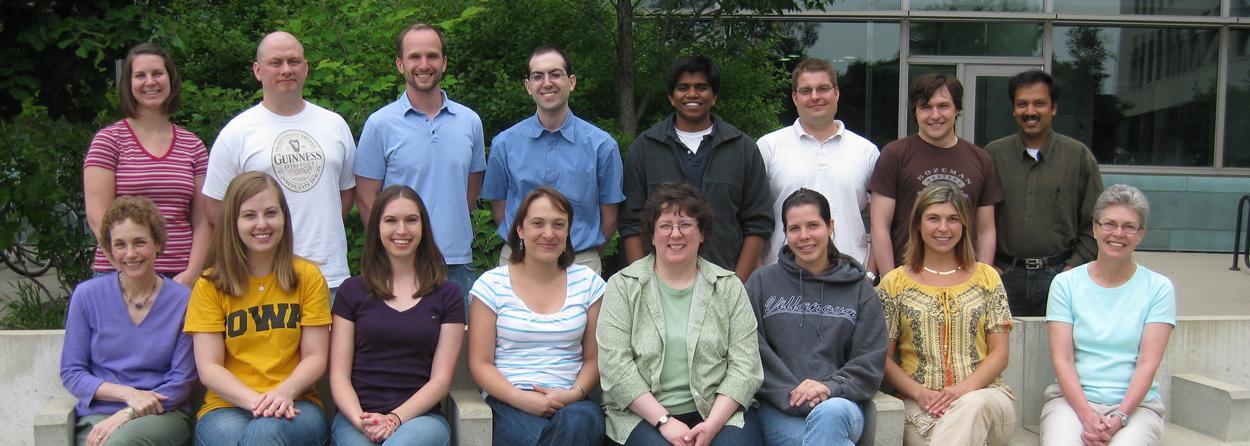 Bishop Lab University of Iowa 2009