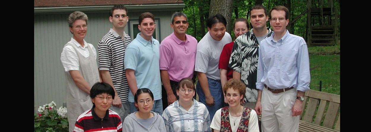 Bishop Lab University of Iowa 2001